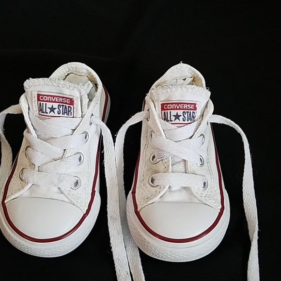 6f8d7852b2725d Converse Other - CONVERSE sneakers toddler boy or girl size 5